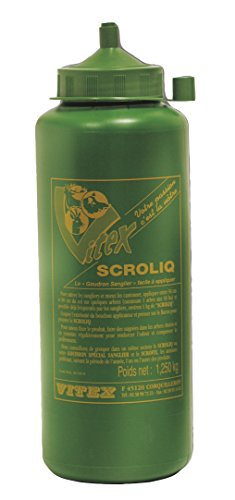 Vitex - Goudron sanglier Scroliq (carton de 6 bouteilles)