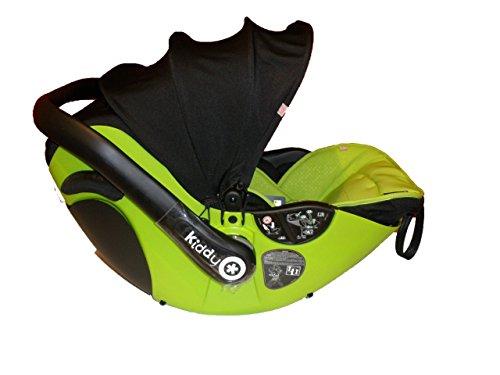 Preisvergleich Produktbild Evoluna i-Size Lime Green incl. Isofix Base