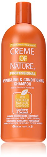 Creme Of Nature Shampoing Démêlant/Revitalisant 946 ml