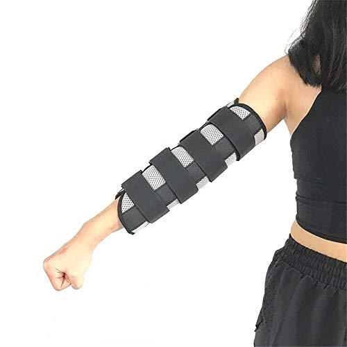 ZMXZMQ Wegfahrsperre Für Schienenklammer, Schiene Zur Behandlung Von Schmerzen Durch Ulnar-Nerven-Einklemmung, Wegfahrsperre Gegen Überdehnten Ellbogen,L -