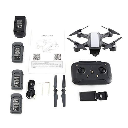 mimagogy JJR/C X9 Dream WiFi FPV RC Drone GPS Optical Flow-Position Drone w / 3 * Batterie Gps Iii Pilot