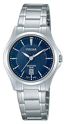 Pulsar Mujer-Reloj analógico de Cuarzo de Acero Inoxidable PH7425X1