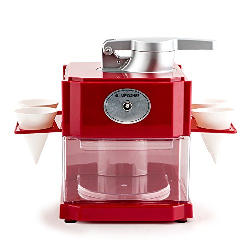 JM Posner Snow Cone Maker – Slushie Machine