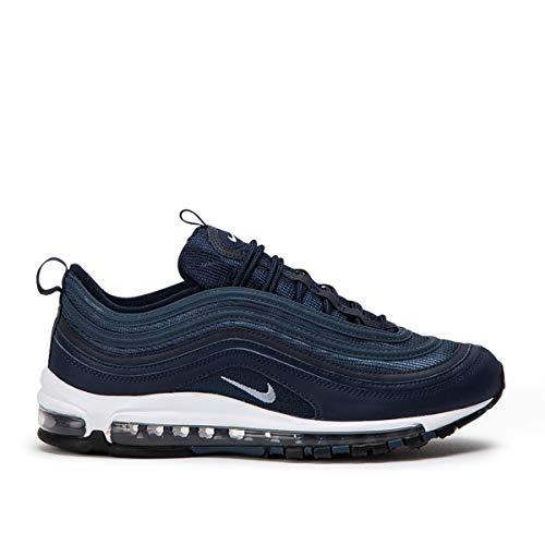 Nike Sneakers Air Max 97 Essential Blu Bianco BV1986-400 (44 - Blu)