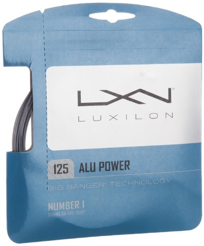 wilson-bb-aluminium-power-string-luxilon-set-silver-silver-size-125