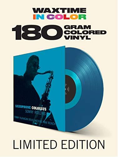 Saxophone Colossus (Ltd.180g Farbiges Vinyl) [Vinyl LP]