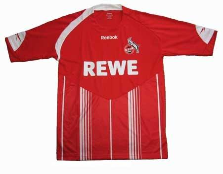 1.FC Köln Trikot Home 09/10 Reebok Gr.M