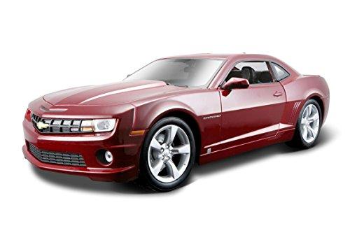 Imagen principal de Maisto 531173 - Coche de juguete (escala 1:18), diseño de Chevrolet Camaro RS '10, color aleatorio