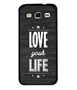 Fuson Designer Back Case Cover for Samsung Galaxy S3 Neo I9300I :: Samsung I9300I Galaxy S3 Neo :: Samsung Galaxy S Iii Neo+ I9300I :: Samsung Galaxy S3 Neo Plus (Love Life Wordings Quotations Sayings)