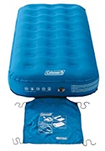 Relags Coleman Extra Durable Airbed Lit d'air, Mixte, Coleman Extra Durable Airbed, Vert, Modèle Simple