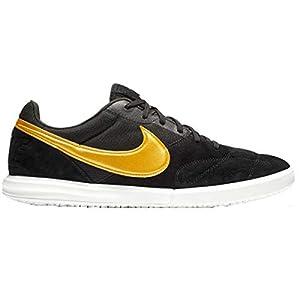 Nike - FS NIKE Premier II Sala NE Hombre Color: Black/Mtlc Vivid Gold-White Talla: 42