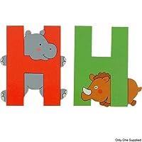 The Toy Workshop - Jungle Alphabet H