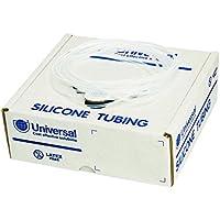 Tubo de silicona, no estéril, caja de 15m de longitud continua