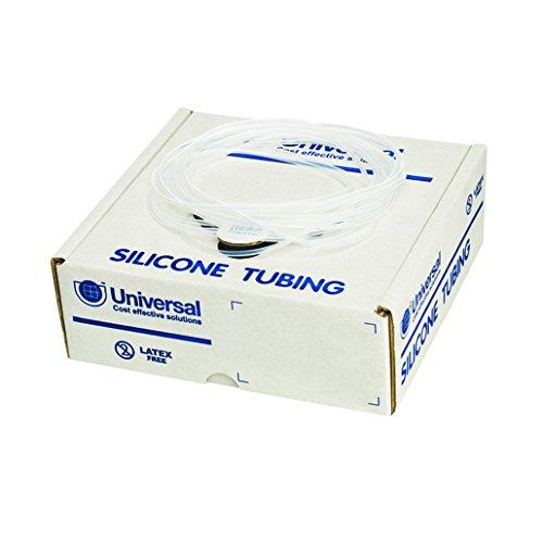 Silikon Tubing, unsteril, Box von 15m durchgehende Länge