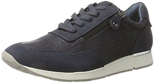 Tamaris 23684, Zapatillas Mujer, Azul Navy Comb, 37