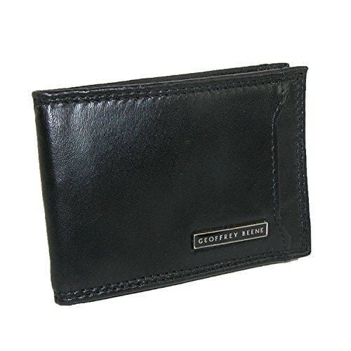 geoffrey-beene-mens-leather-front-pocket-bilfold-wallet-black