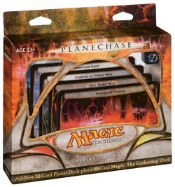 Magic the Gathering- MTG: Planechase - Strike Force - Game Pack by Magic: the Gathering