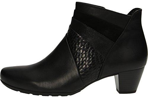 Gabor Shoes Basic, Stivaletti Donna Black