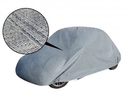 Car Cover, All Weather, VW Bug Sedan and Super Beetle Sedan, 1950-79 by IAP - Super Beetle Sedan