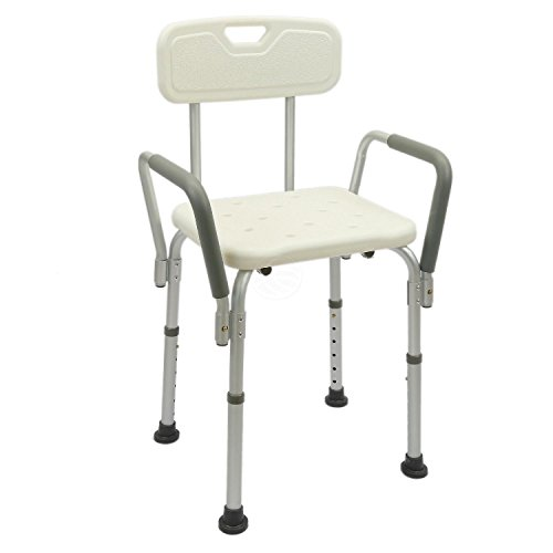 cablematic-arm-height-adjustable-shower-chair-for-the-elderly