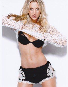 Kaley Cuoco Big Bang Theory Schauspielerin Attraktivität Filme 10x8 Zoll 25cmx20cm Foto Poster Plakat