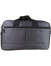 Gray Travel Duffle(25 Liters) Luggage Bag, Shoulder Bag, Weekender Bag With Inner Pocket
