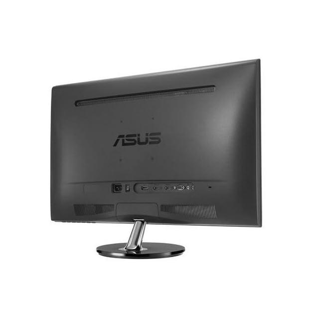 Asus VS278H 68,6 cm (27 Zoll) Monitor (Full HD, VGA,1ms Reaktionszeit) schwarz