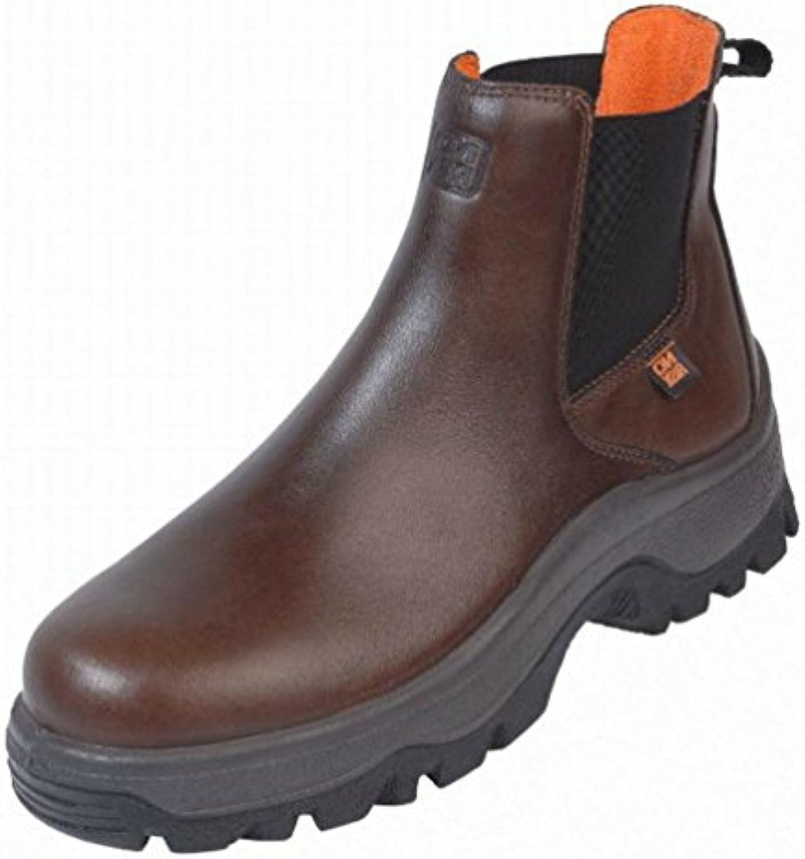 NoRisk Neue Boston 6025.30 Safety Dealer Style Arbeit Boot