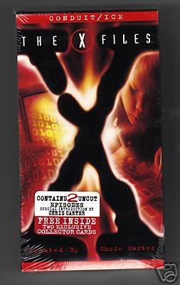 the-x-files-conduit-ice-uncut-vhs-episodes-bonuses-by-the-x-files