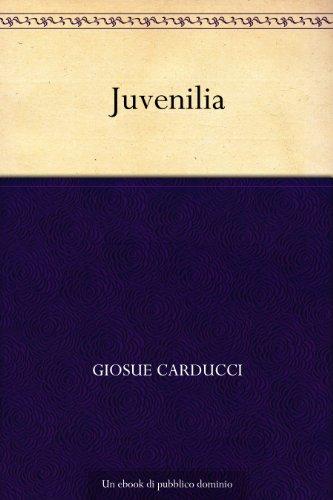 Juvenilia (Italian Edition)
