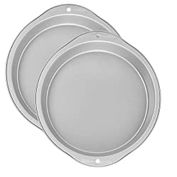 Wilton Recipe Right 2 Piece 9 Inch Round Pan Set