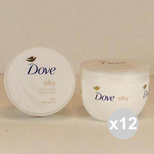 Dove SILKY Nourishing Body Cream 300ml - seidige Body Creme Feuchtigkeits-Körperpflege