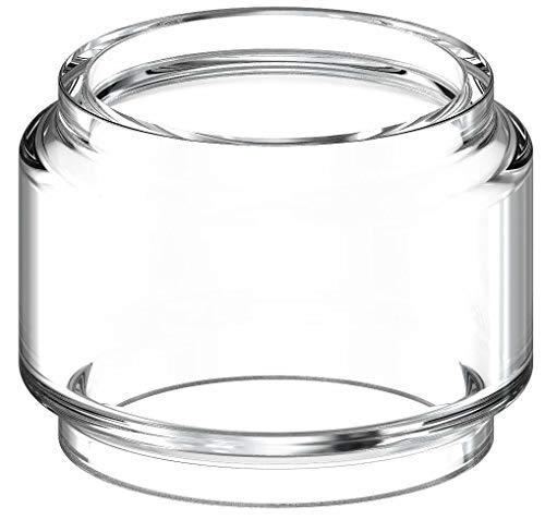 Waipawama Ersatzglas kompatibel mit Geekvape Zeus Dual RTA, Bubble 5,5 ml