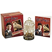 (HARRY POTTER HEDWIG OWL KIT AND STICKER BOOK [WITH HEDWIG OWL]) BY RUNNING PRESS(AUTHOR)Paperback Oct-2010