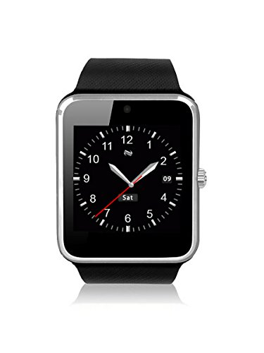 Noise GT 08Bluetooth Smart Watch with Sim card slot and Camera-Silver