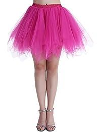 Dressystar Ballet TuTu/Jupon tulle pour soirée/ bal beaucoup de couleurs et 4 tailles à choisir