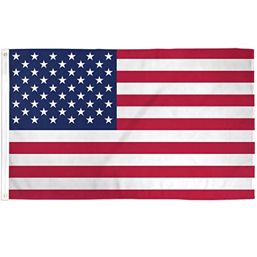 3x5 USA American Waterproof 210D Dura Flag United States Banner Patriotic New -