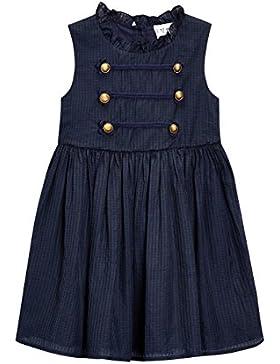 next Niñas Vestido Estilo Militar (3 Meses-6 Años) Estándar