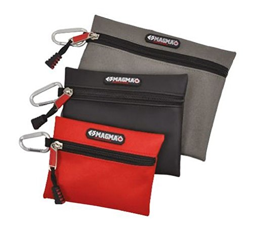 C.K Magma MA2725 3-Taschen Pack (Polster Durch Stoff Schraube Die)