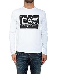 EA7 - Armani Running - T-Shirt blanc slim fit homme 6XPT88 PJ20Z
