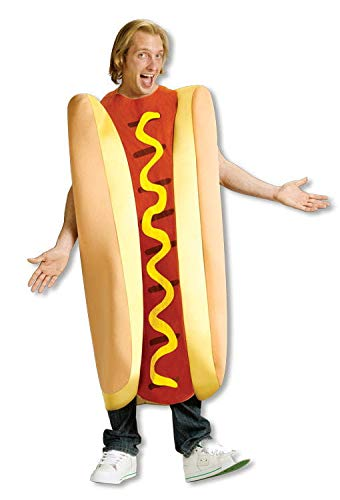 (Hot Dog Kostüm)