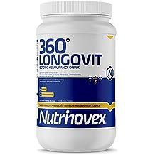 Nutrinovex bebida energética e isotónica 360º Longovit, Sabor Mango y maracuyá ...