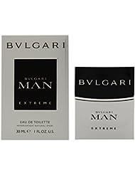 Bvlgari Man Extreme Eau de Toilette en flacon vaporisateur pour homme 30ml
