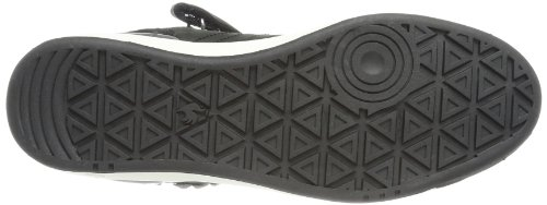Le coq Sportif Diamond Elance Mid 01041142.25Y Damen Sneaker Schwarz (Black)