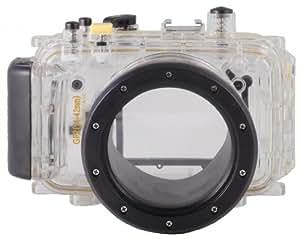Boîtier étanche de plongée pour appareil photo par Polaroid pour appareils numériques Panasonic Lumix GF3 avec un 14-42mm objectif