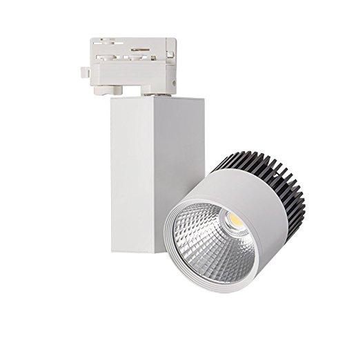 Kanlux TRAKO LED COB-20 Adapterstrahler Schienenleuchte 20W für 3 Phasen Schiene