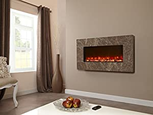 Designer Fire- Prestige Brown 1100