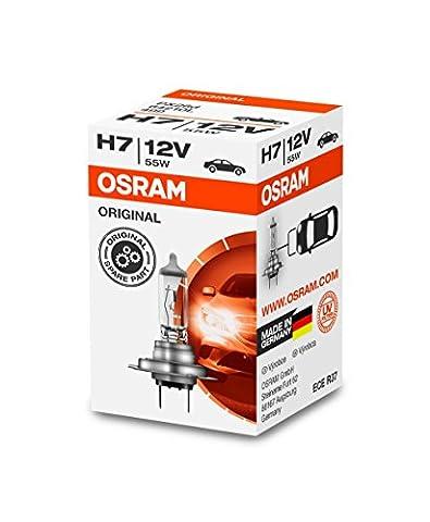 64210L LONG LIFE OSRAM H7 12V 55W lampe de phare