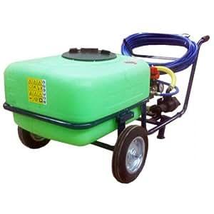 Pulvérisateur électrique sur 2 roues Taral - 100 litres - 25 bar - 220V