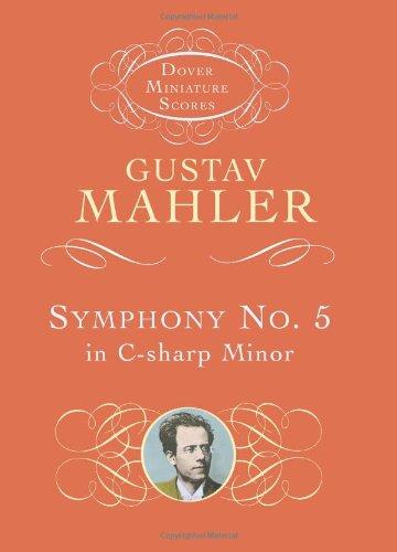 Symphony No. 5 (Dover miniature scores)